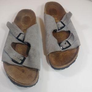 Birkenstocks Gray Size 9 😍🔥